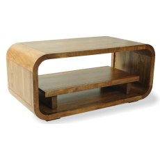 Bluebone Mango Lounge Coffee / TV Table