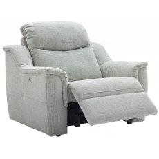 G Plan Upholstery Firth Electric Reclining Chair Two Sizes