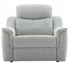 G Plan Upholstery Firth Static Armchair Two Sizes