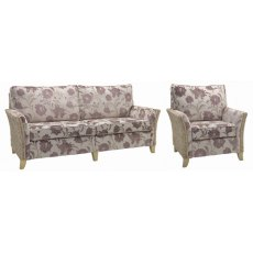 Desser Arlington 3 Seater 3pc Suite (3 seater and 2 chairs)