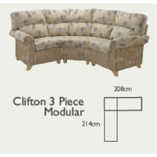 Desser Clifton 3pc Modular Set
