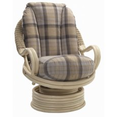 Desser Dijon Deluxe Swivel Rocking Chair