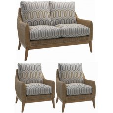 Desser Camden 3pc Suite (standard sofa & 2 chairs)