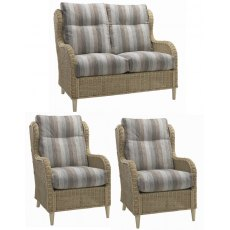 Desser Hartford 3pc Suite (2 Seater & 2 Chairs)