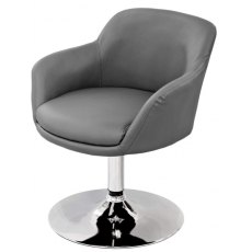 Febland Buckeeter Swivel Dining Chair