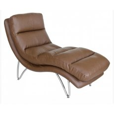 Febland Portifino Padded Chaise