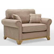 Wood Brother Lavenham Love Seat