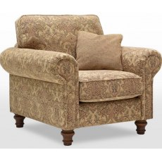 Wood Brother Lavenham Armchair