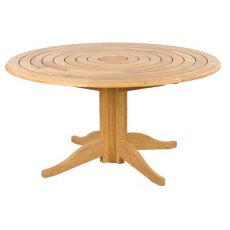Alexander Rose Roble Bengal Pedestel Table (2 Sizes)