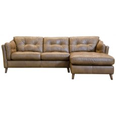 Alexander & James Saddler Sofa With Chaise. Left Or Right Hand Facing
