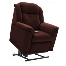 G Plan Upholstery Milton Armchair Rise And Recliner Zero Vat Rated