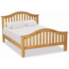 Global home Salisbury : Classic Bedframe (3 Sizes)