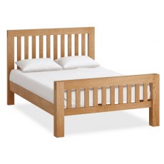 Global Home Sherwood : Bedframe (3 Sizes)
