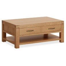 Global Home Sherwood : Coffee Table with Drawer