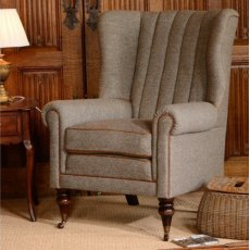 Tetrad Harris Tweed Dunmore Armchair