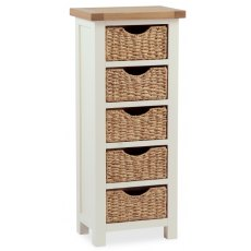 Global Home Suffolk Tallboy With Baskets