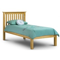 Julian Bowen Barcelona Low Foot End Pine Bed