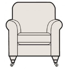 Alstons Georgia Accent Chair