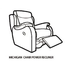 Parker Knoll Michigan Recliner Chair