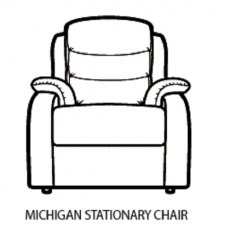 Parker Knoll Michigan Static Chair