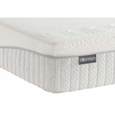 Dunlopillo 24cm Millenium Mattress (Medium Tension)