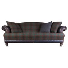 Tetrad Harris Tweed Taransay 2 Seater Petit Sofa