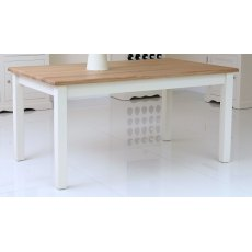 Andrena Barley Fixed Dining Table