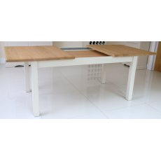 Andrena Barley Extending Dining Table