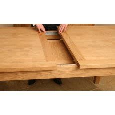 Andrena Elements Extending Dining Table