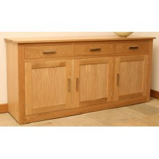 Andrena Elements 6' Sideboard 3 Over 3