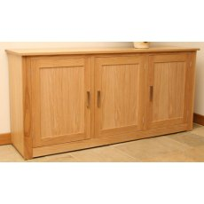 Andrena Elements 6' Sideboard 3 Doors