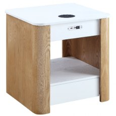 Jual San Francisco Smart Lamp Bedside Table