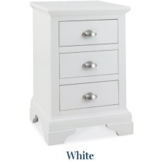 Bentley Design Hampstead 3 Drawer Nightstand