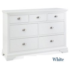Bentley Design Hampstead 3 Over 4 Chest Of Drawers