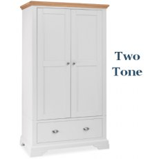 Bentley Design Hampstead Double Wardrobe