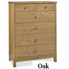 Bentley Designs Atlanta 4 + 2 Drawer Chest