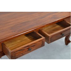 Ancient Mariner Mahogany Village Cabriole Leg Coffee Table