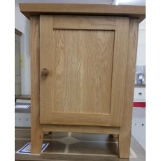 Morris Furniture Avenue Bedside Cabinet
