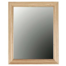 Clemence Richard Sorento Oak Mirrors