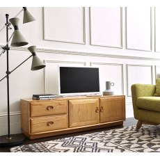 Ercol Windsor Wide IR TV Unit
