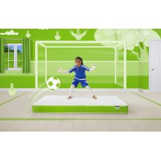Jay-Be Simply Kids Anti-Allergy Foam Free Sprung Mattress