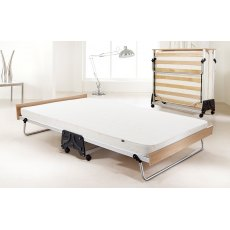 Jay-Be J-Bed Folding Bed With Performance Airflow Mattress, Double