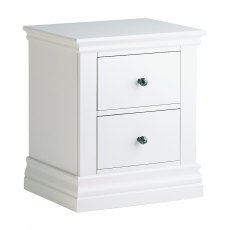 Corndell Annecy 2 Drawer Bedside Chest