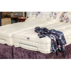 Sherborne Upholstery Dorchester Adjustable Bed with Eton 1000 Mattress Zero Vat Rated