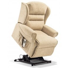 Sherborne Upholstery Ashford Rise And Recliner With Lumbar Adjust