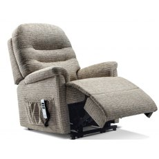 Sherborne Upholstery Keswick Rise And Recliner With Lumbar Adjust (Vat Zero Rated)