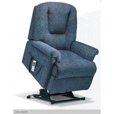 Sherborne Upholstery Milburn Rise And Recliner With Lumbar Adjust (Vat Zero Rated)