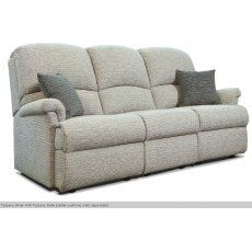 Sherborne Upholstery Nevada Fixed 3 Seater