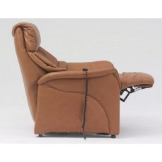 Himolla Chester 3 Motor Rise & Recliner With Castors