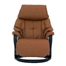 Himolla Chester Manual Swivel Recliner Chair